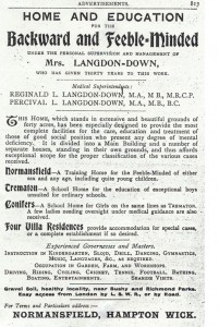 30-Advertisement-for-Normansfield