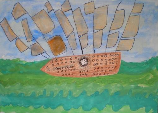 Richmond Adult Community College Art Class 3