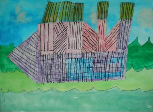 Richmond Adult Community College Art Class 4