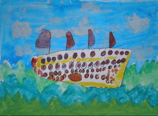 Richmond Adult Community College Art Class 5