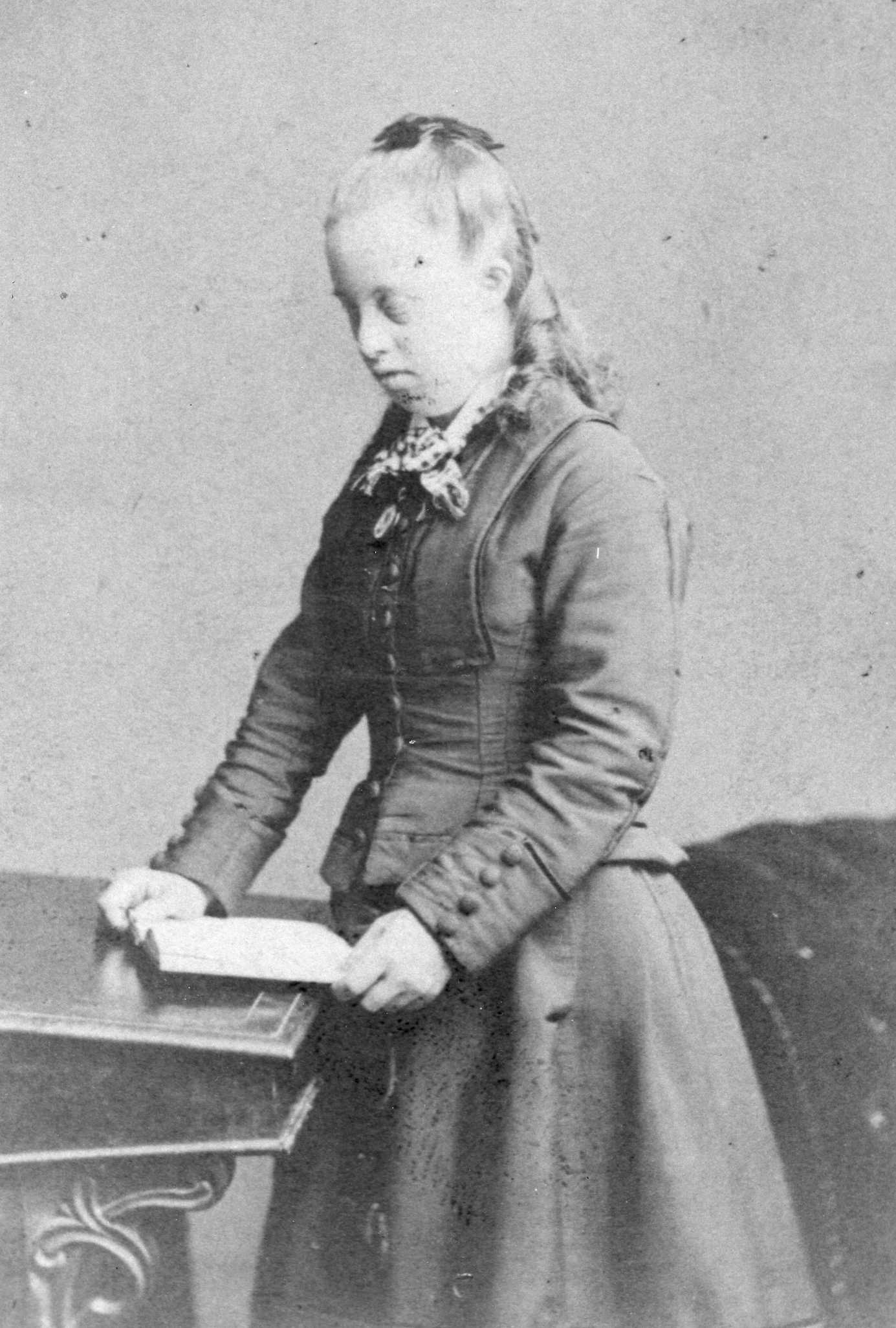 Mary Arnott age 19 years
