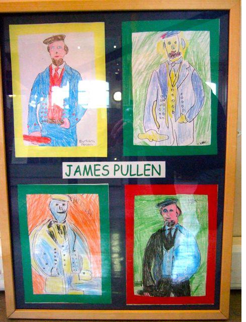 Pullen painting
