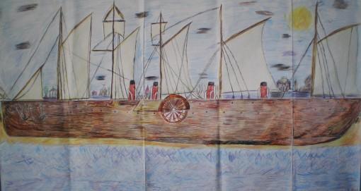 Richmond Adult Community College Art Class 1