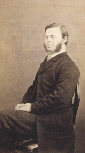 A patient at Earlswood photographed by John Langdon Down c.1865