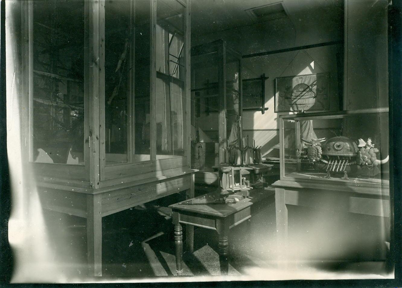 Pullen's room